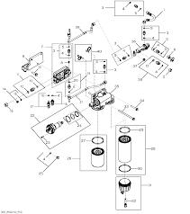 3521 final fuel filter primary fuel filter