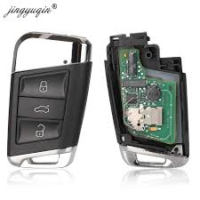 <b>jingyuqin Smart Remote</b> Key 3 Buttons 434MHz FOB for ...