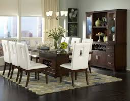 Dining Room  Lovely  Dining Room Tables Decorating Ideas In - Formal dining room table decorating ideas