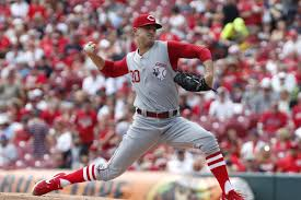 The Reds Ace In 2020 Red Reporter