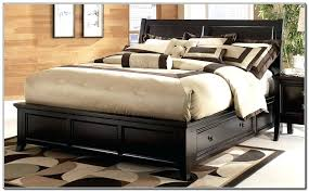 king bed with drawers. King Size Platform Bed With Drawers Magnificent Beds Storage Underneath Full . I