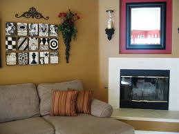 image of diy living room decor design