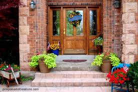 front door decor summerFront Door Decorating Ideas Summer With Inspiring Decor Makeovers