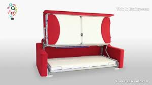 innovative and stylish space saving furniture   youtube