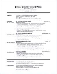 Simple Resume Template Word Beautiful Awesome Formet New Good