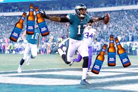 Free Bud Light Philly Free Bud Light At Philadelphia Eagles Parade Anheuser Busch