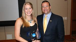 Danielle Johnson Earns Elite 90 Award - University of Michigan Athletics