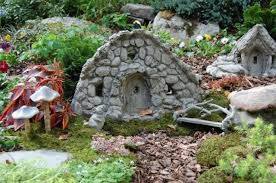 Small Picture Awesome Miniature Stone Houses Home Design Garden