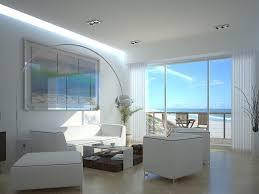 Httpcvgwebdesign Comwp Contentuploadsthe Spacious Beach House In - White beach house interiors