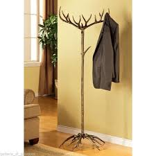 Rustic Coat Rack Tree Magnificent Pictures Rustic Coat Tree Stand Longfabu