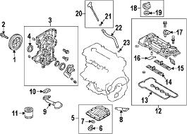 2013 hyundai veloster parts hyundai parts hyundai oem parts 5 shown see all 7 part diagrams