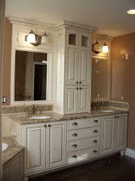 bathroom excellent bathroom cabinet ideas bathroom vanity ideas white cabinetirror and chandelier