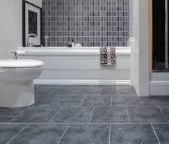 Awesome Gray Bathroom Tile Floor Grey Bathroom Floor Tiles For