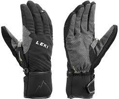 Leki Gloves Size Chart Amazon Com Leki Tour Plus V Ski Glove Sports Outdoors