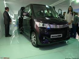 new car launches of maruti suzuki2012 Auto Expo  Maruti Suzuki showcases 660cc cars Palette SW