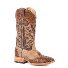 free us for orders 100 up stetson men s kedge hand tooled leather boots