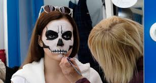 walmart makeup costume controversy scar wound provokes