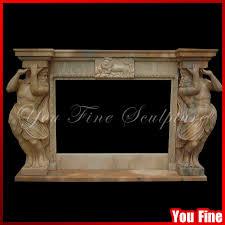 composite stone fireplace surround composite stone fireplace surround supplieranufacturers at alibaba com