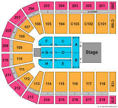Magic Arena Seating Chart Sears Centre Arena Seating Chart