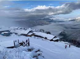 หิมะตกทั้งปี ไม่ต้องไปไหนไกล เพื่อนบ้านเราอย่าง พม่า ก็มี