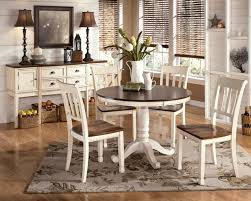modish dining room furniture fiberglass pedestal counter erfly leaf white round dining table set white wood cherry wood small oval varnished for 10