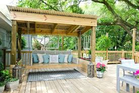outdoor swing bed home for 2 swinging diy building plans architecture synonyme internaute