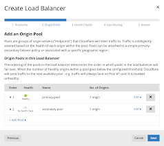 Tutorial How To Set Up Load Balancing Intelligent Failover On