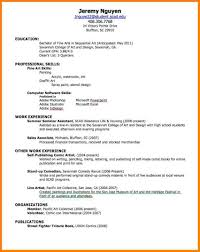 Prepare Resume Free Resume Example And Writing Download