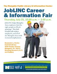 Job Fair Job Career News From The Memphis Public Libraries