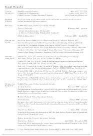 Resume Templates Latex