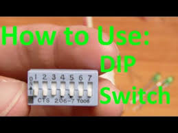 5imple circuits how to use a dip switch 5imple circuits how to use a dip switch
