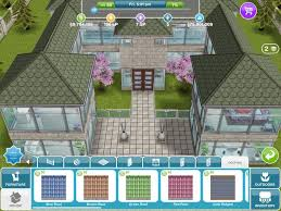 sims freeplay house design window mansion sims pinterest