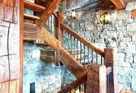 stair railing design wood indoor wood stair railing designs staircase railing wooden rustic stair railing ideas
