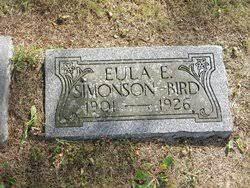 Eula E Simonson Bird (1901-1926) - Find A Grave Memorial