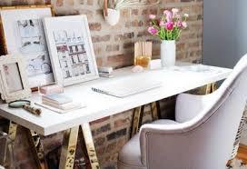 office decor idea. Exposed Rustic Brick-Wall-Office-Decor-Idea Vynil Laminate Walls Design Inspiration Office Decor Idea T