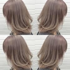 外国人風ヘアカラーなりたい髪色でカラーリングを変えるのが上級者