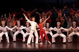 Глиэр Балет Красный мак the red poppy ru балет Красный мак в постановке Красноярского театра оперы и балета
