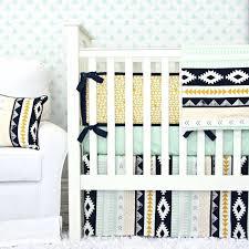 black crib bedding sets gold and mint crib bedding set black baby crib sets