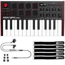 This new minecraft terrain generation mod has the potential to be huge. Akai Mpk Mini Mk3 Controller With Earphones Idjnow
