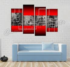 Modern Bedroom Wall Art Magnificent 48 Wholesale Modern Abstract Canvas Art Painting Wall Art Canvas