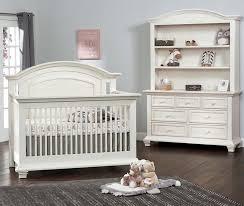 oxford baby cottage cove 3 piece nursery set in vintage white crib dresser hutch
