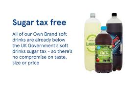 Sugar Content In Drinks Chart Uk How We Reformulated All Tesco Soft Drinks Below The Uk Sugar