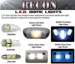 F350 Dome Light Bulb Led Interior Dome Lights 1992 1997 Ford Truck