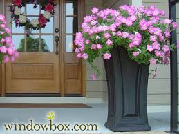 terrific patio flower pots at exterior home painting interior design camden tall planter vinyl planters