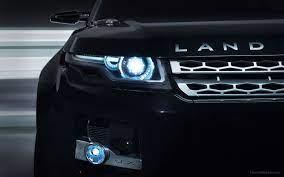 Range rover black, Black car wallpaper ...