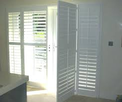 patio shutters exterior solar screen shades are perfect for your patio sliding glass door plantation shutters