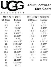 Ugg Women S Size Chart Ugg Sizing Help Home Decorating Ideas Interior Design