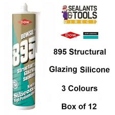 Dow Corning Dowsil 895 Structural Glazing Silicone Sealant