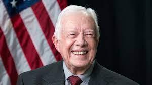 Oud-president VS Jimmy Carter (95) naar ...