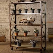 wooden bookcase furniture storage shelves shelving unit. the rolling shelving unit in iron and wood looks excellent wherever you put it but wooden bookcase furniture storage shelves